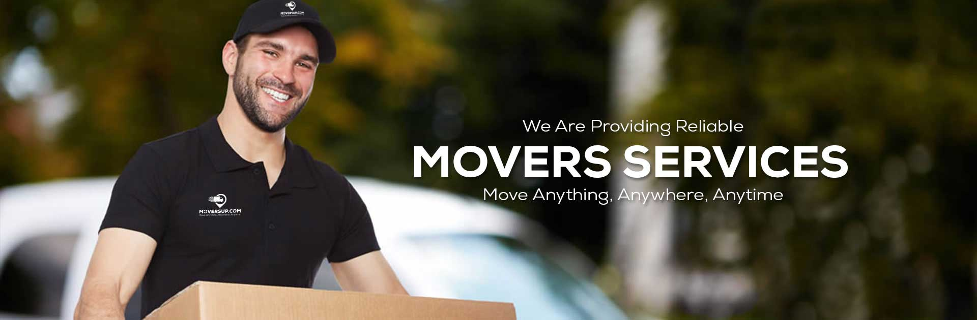 Movers And Packers Services, Moving And Packing Company